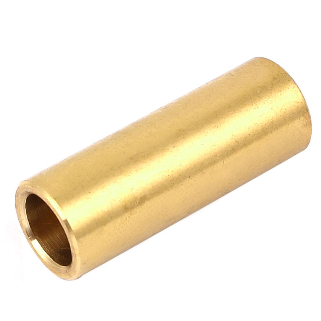 11mm x 8mm x 30mm Self-lubricating Copper Bushing Bearing Sleeve
