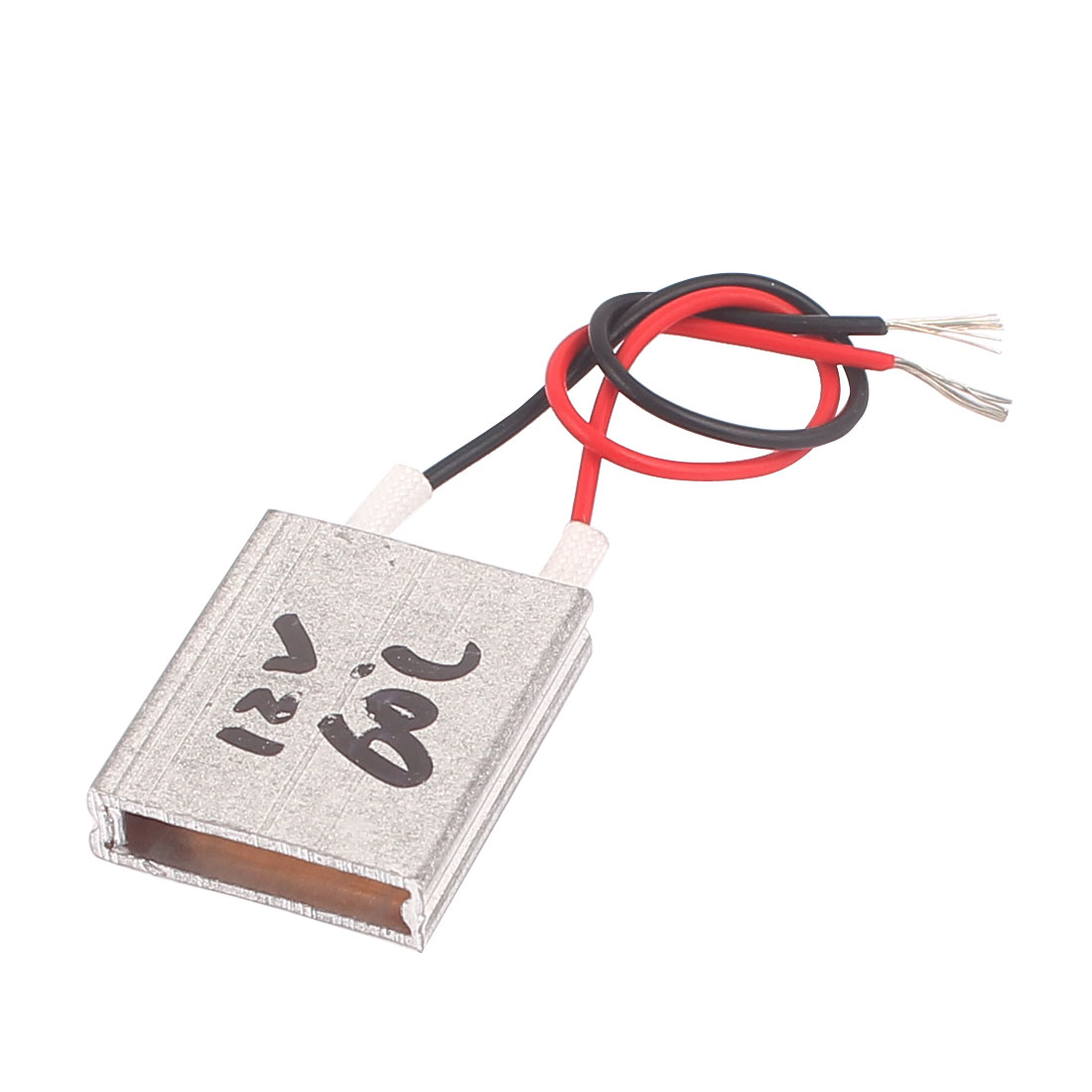 12V 60C Constant Temperature PTC Heating Element Thermostat Heater Plate