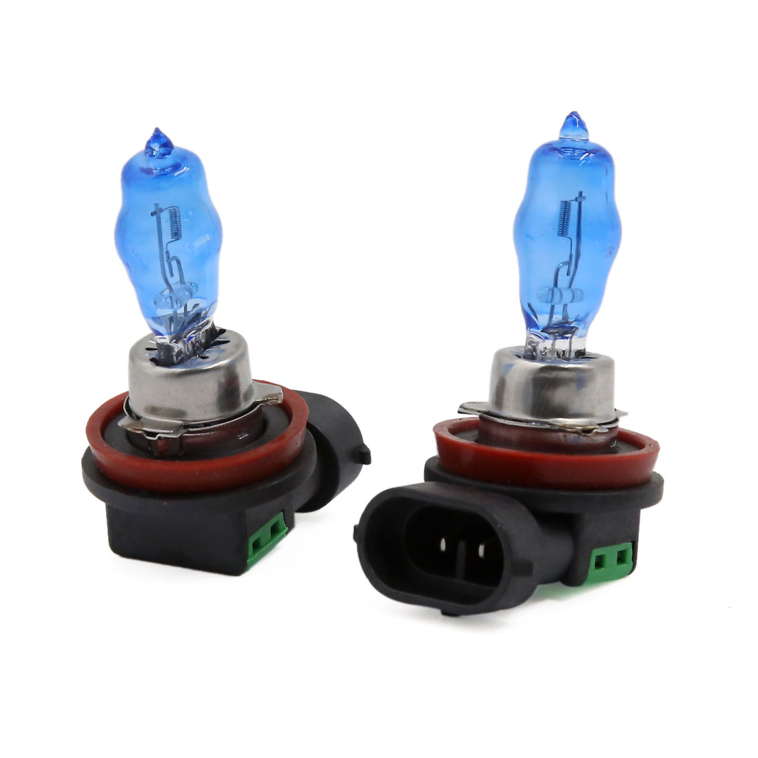 2pcs H11 12V 100W Super White Auto Car HOD Halogen Bulb Headlight Fog Lamps