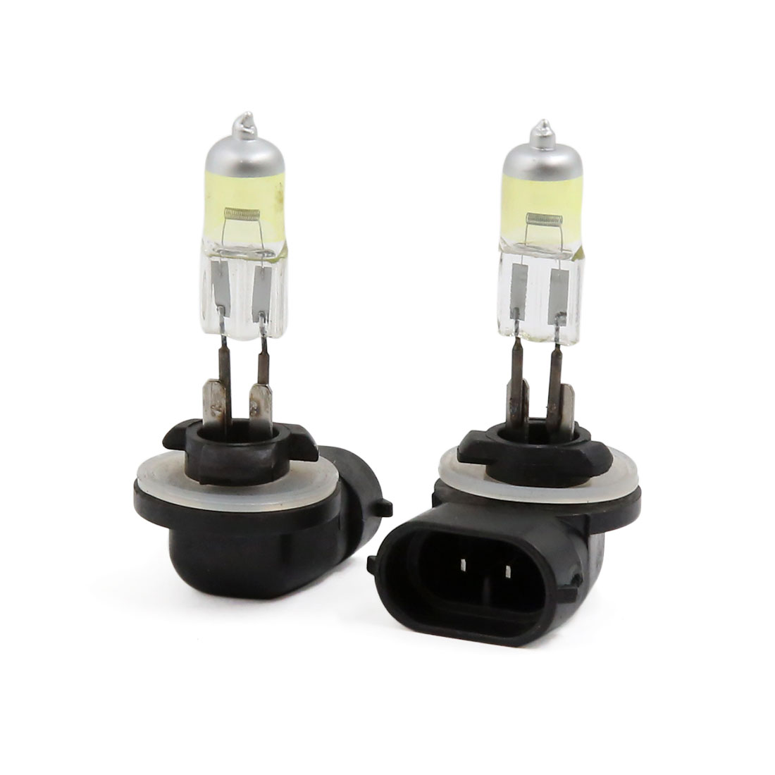 881 898 894 Golden Yellow Xenon Gas Halogen Fog Bulbs 12V 2pcs