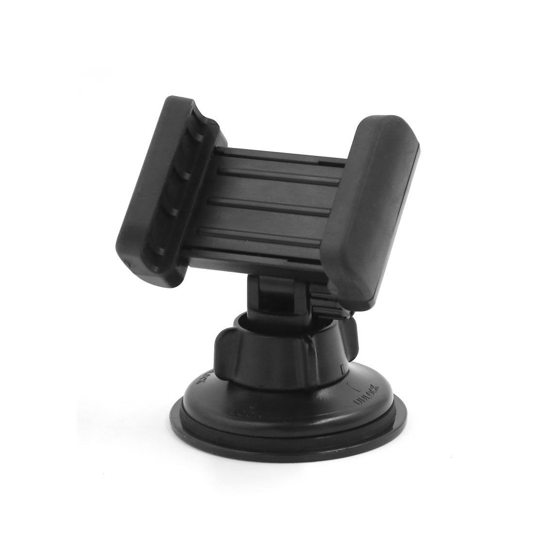 Universal Car Dashboard Mount 360 Degree Adjustable GPS Cell Phone Holder Bracket Stand Black