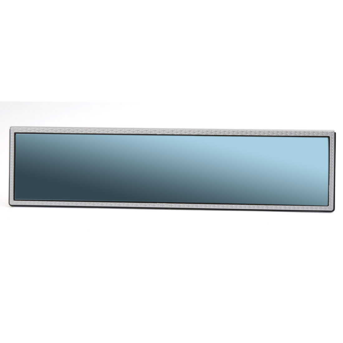 Universal Auto Car Interior Panoramic Blue Flat Glass Rear View Rearview Mirror