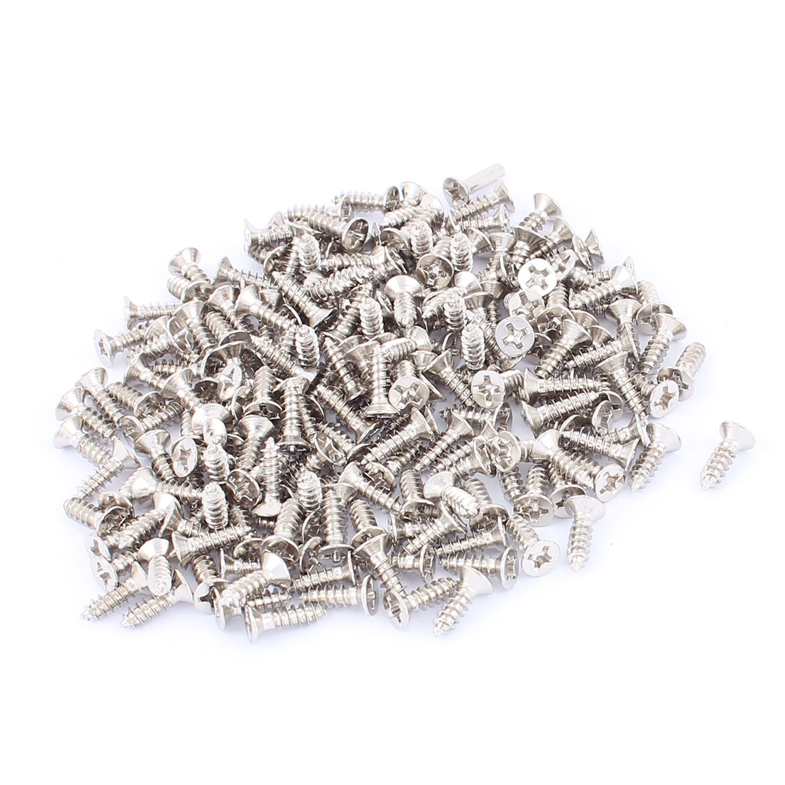 M3 x 9mm Phillips Truss Head Self Tapping Drilling Screws 200pcs