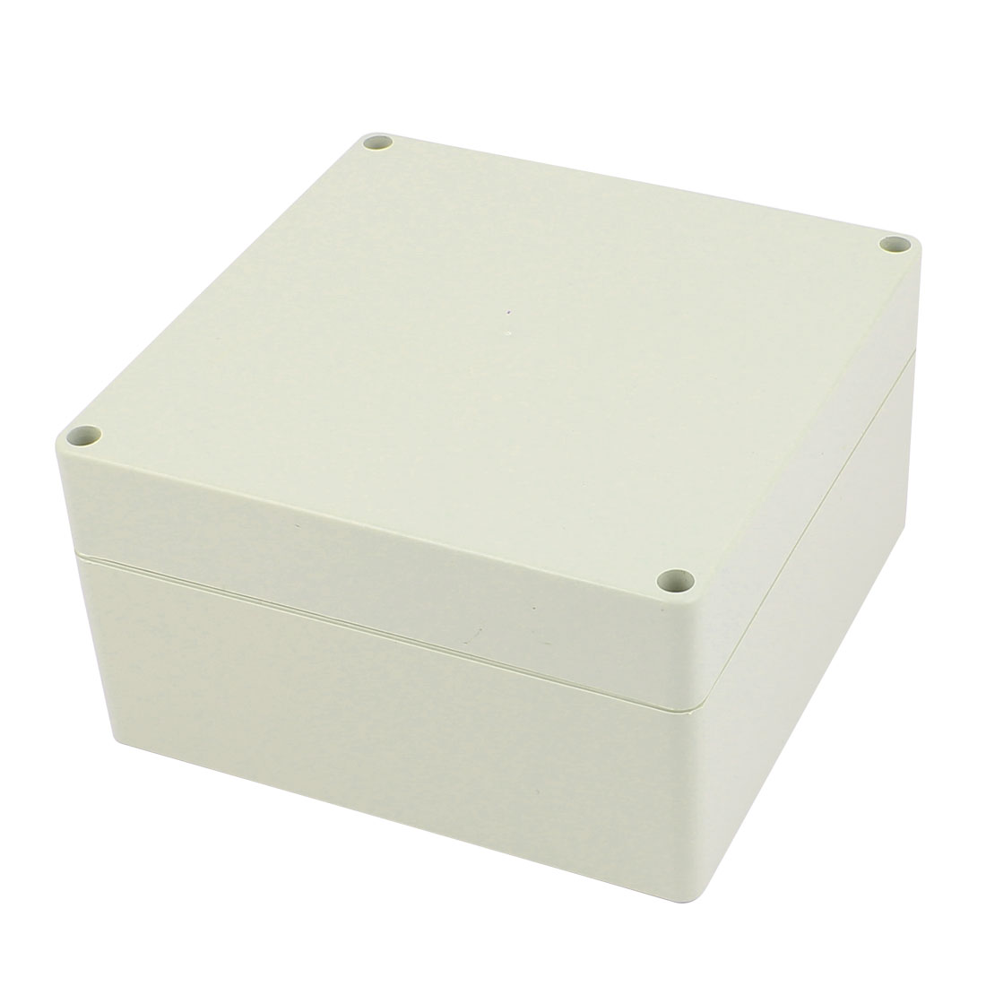Dustproof IP65 Junction Box DIY Terminal Connection Enclosure Adaptable 152mm x 152mm x 82mm