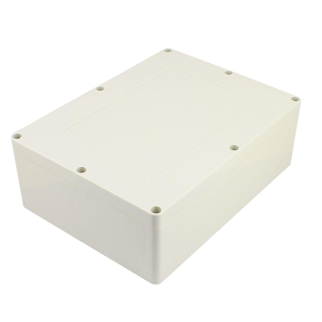 Dustproof IP65 Junction Box DIY Terminal Connection Enclosure Adaptable 312mm x 232mm x 102mm