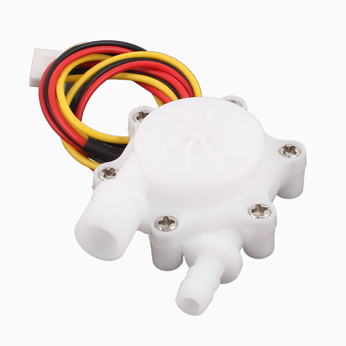 0.15-1.5L/min G1/4 Thread 6mm OD Hall Effect Water Flow Counter Sensor SEN-HW06FA