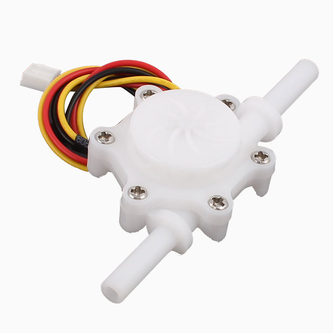 0.15-1.5L/min 6mm Outlet Outer Dia Water Flow Counter Sensor SEN-HZ06K