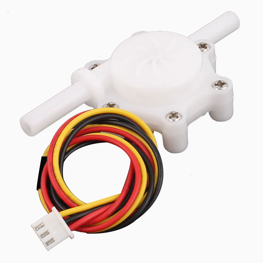 0.3-3.0L/min 6mm Outlet Outer Dia Water Flow Counter Sensor SEN-HZ06K