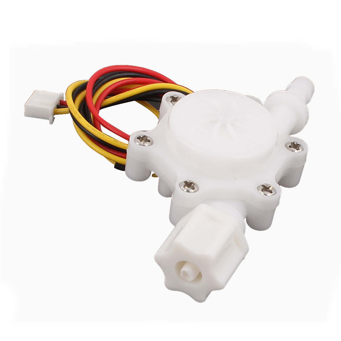 G1/4 Male Thread 6mm Outlet Outer Dia Water Flow Sensor 0.15-1.5L/min SEN-HZ06FB