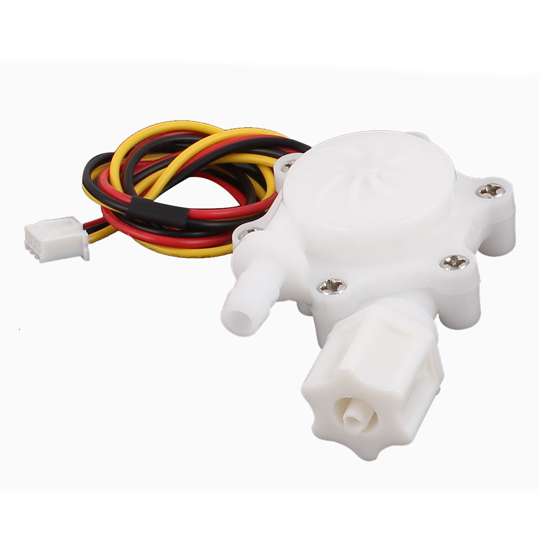 G1/4 Male Thread 6mm Outlet Outer Dia Water Flow Sensor 0.15-1.5L/min SEN-HW06FB