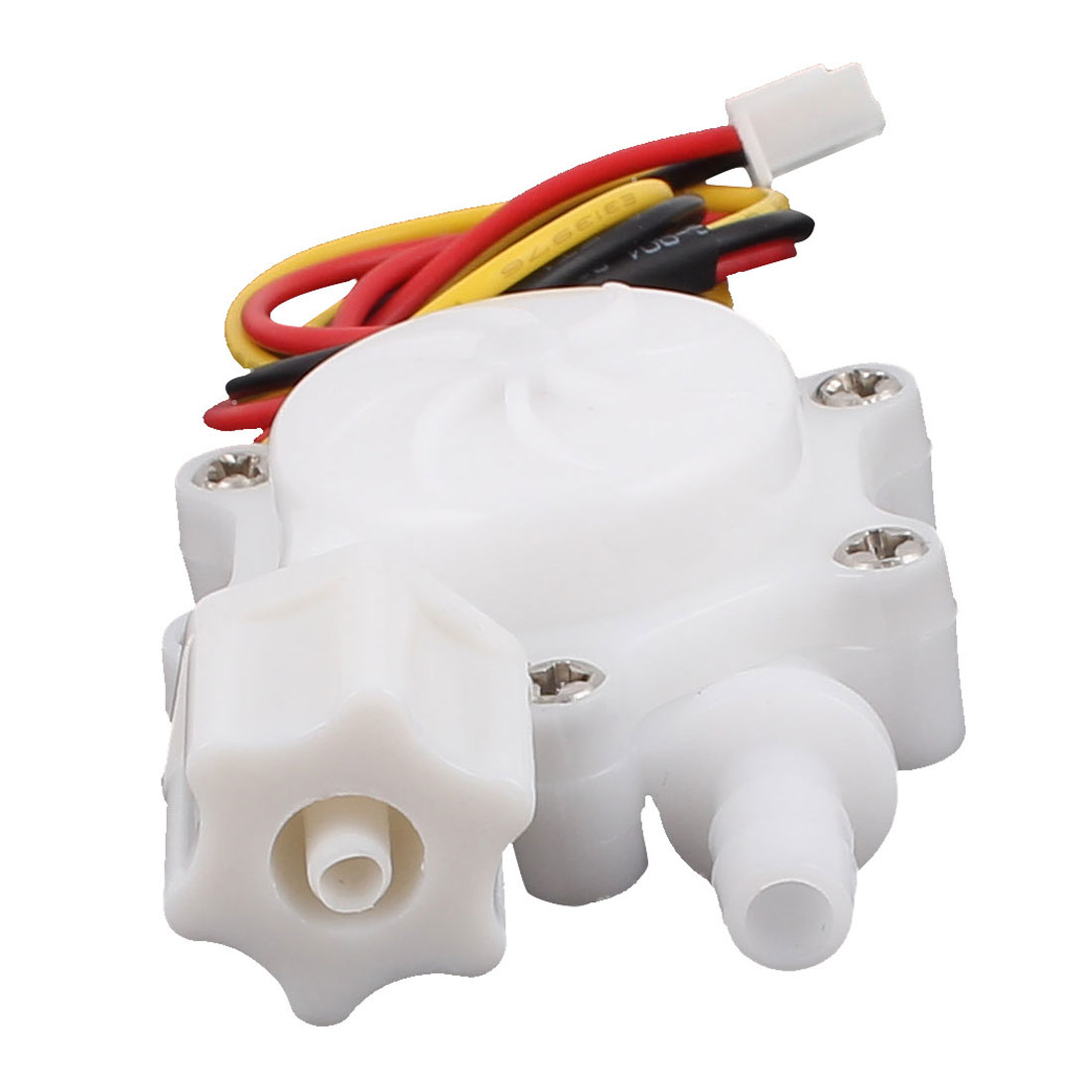 G1/4 Male Thread 6mm Outlet Outer Dia Water Flow Sensor 0.3-3.0L/min SEN-HW06FA