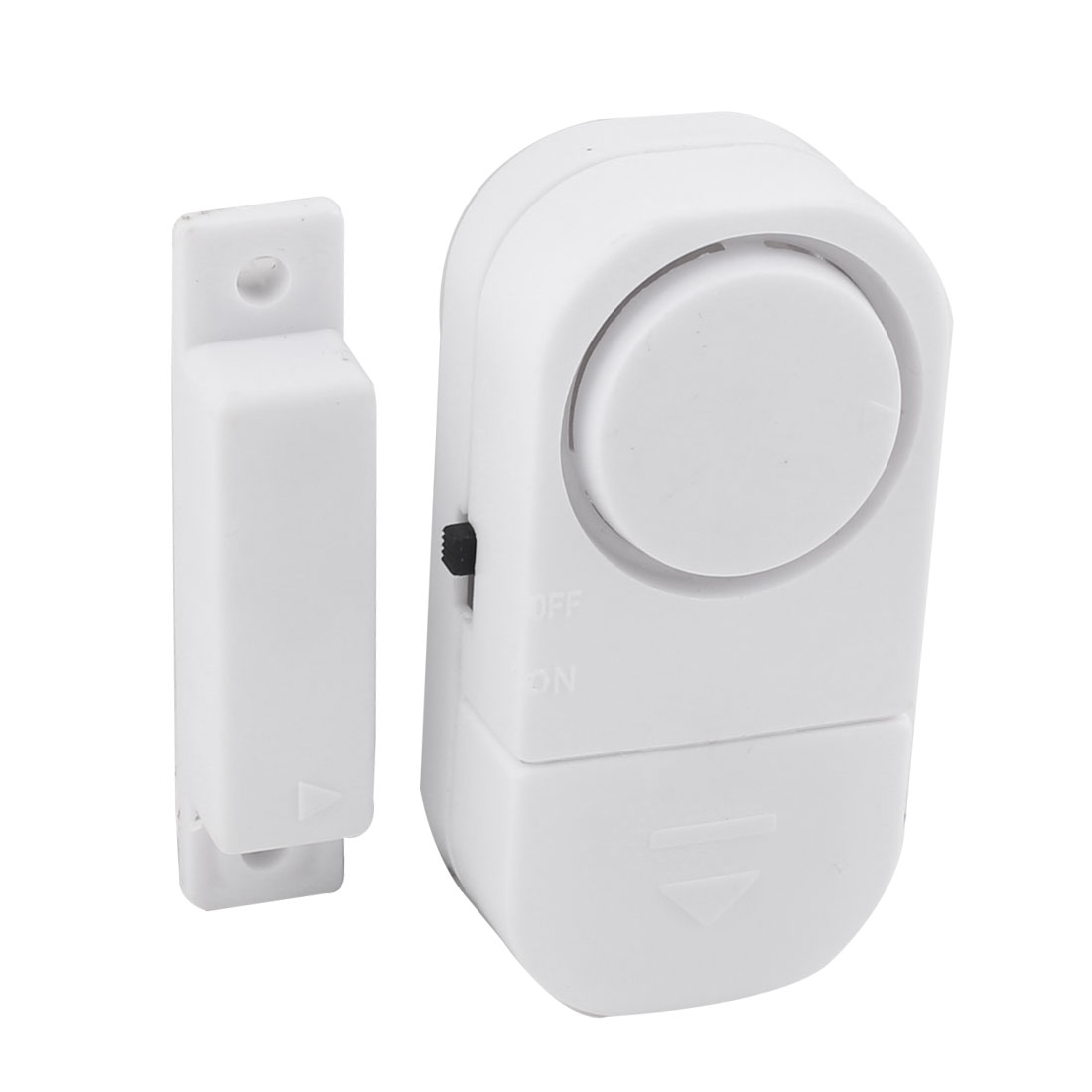 Home Window Door Entry Anti-Theft DIY Safety Magnetic Sensor Wireless Alarm System