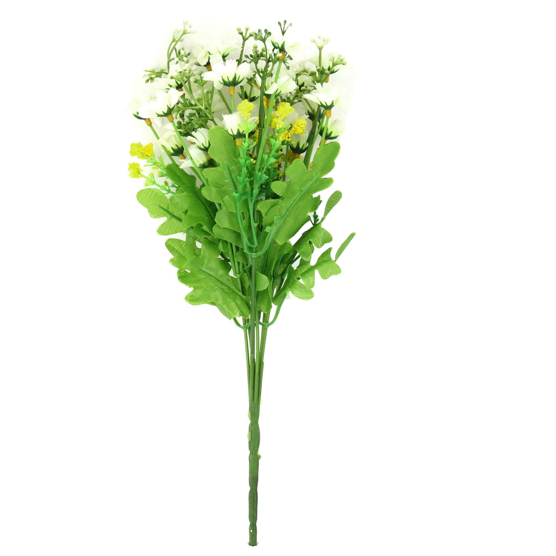 Home Office Longlasting Decor Small White Daisy Emulational Artificial Flower