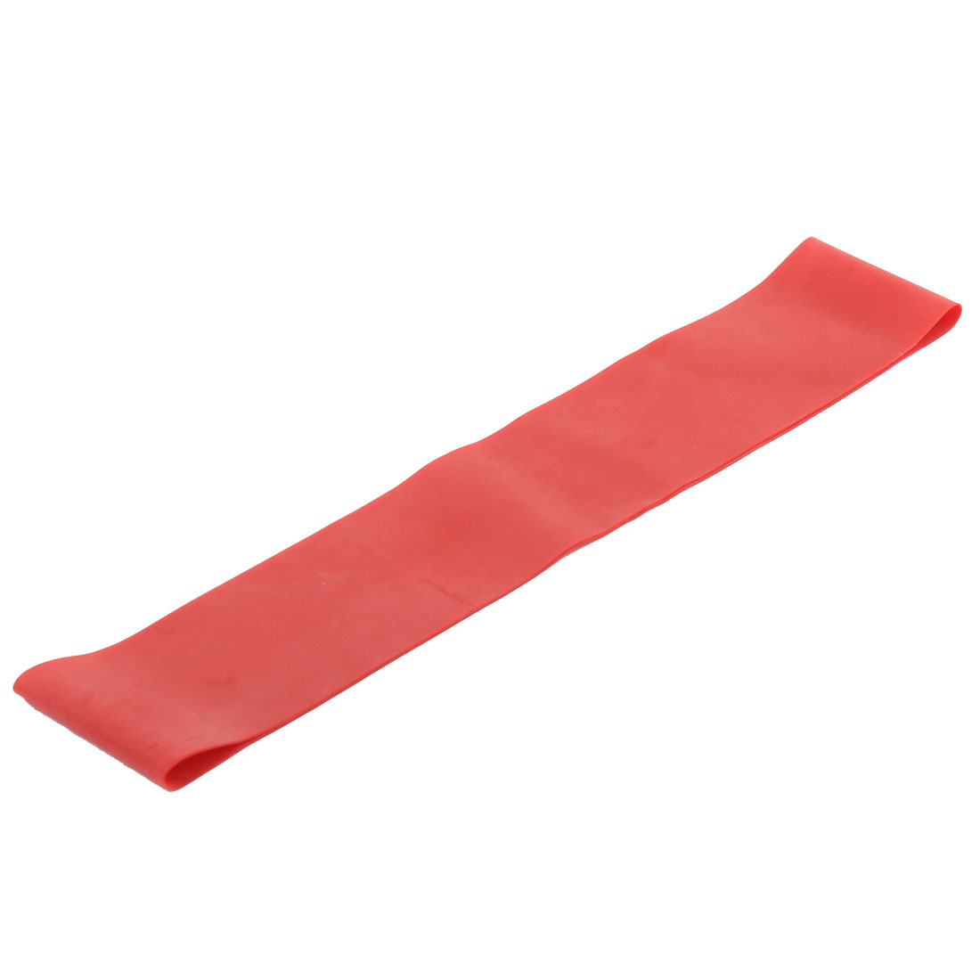 Rubber Yoga Fitness Training Sport Exercise Resistance Bands Red 2 Pcs