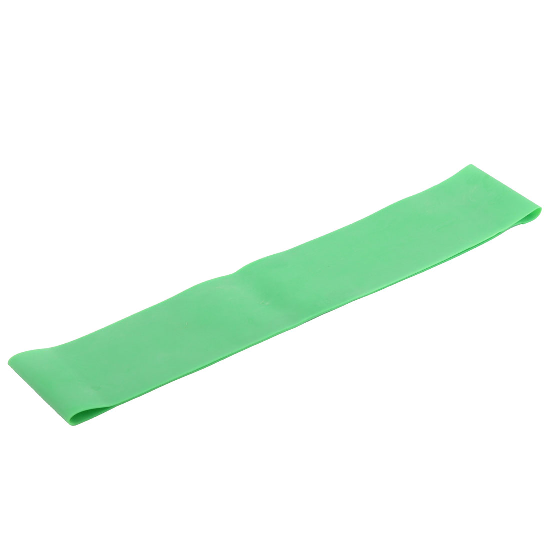 Rubber Yoga Fitness Training Sport Exercise Resistance Bands Green 2 Pcs