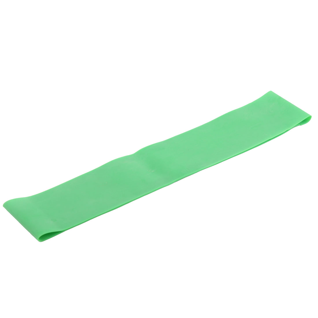 Rubber Yoga Fitness Training Sport Exercise Resistance Bands Green 3 Pcs