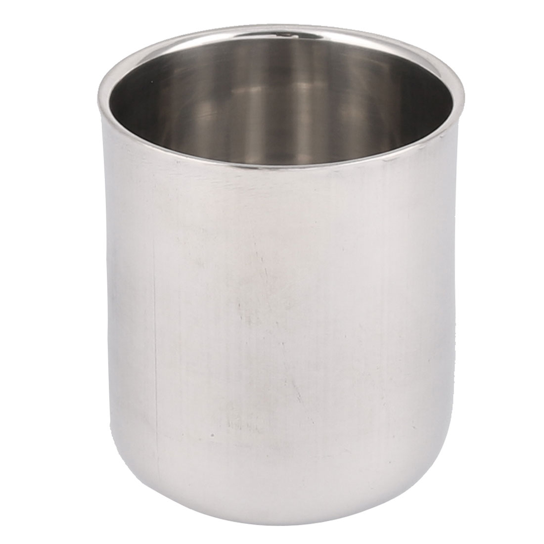 Home Office 304 Stainless Steel Lidless Anti-Scald Water Cup Drink Mug 190ML