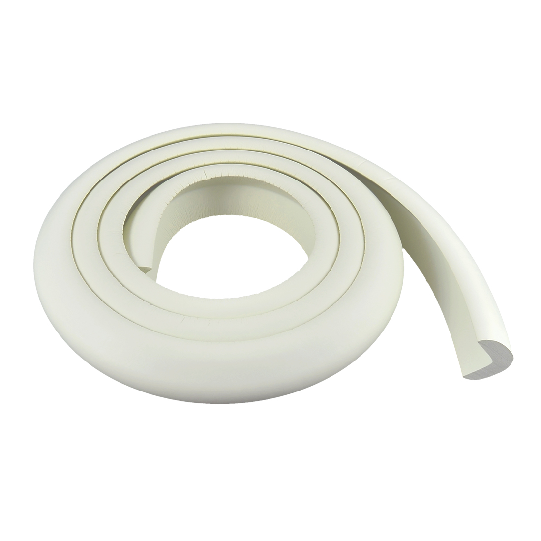 Table Edge Corner Cushion Guard Protector Bumper 35mm x 12mm White