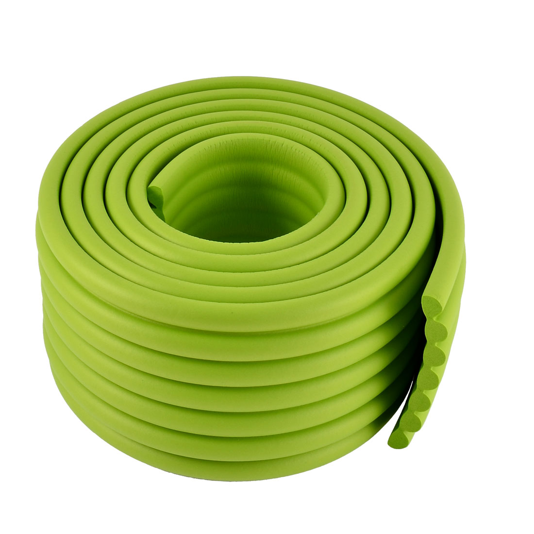 Furniture Corner Edge Safety Protection Cushion Guard 2M Long Green