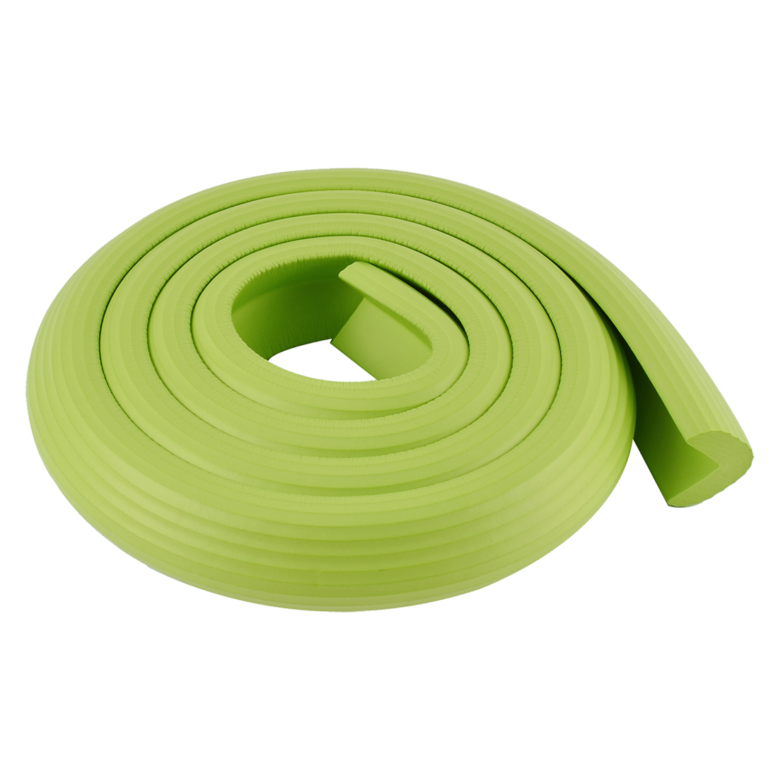Furniture Corner Edge Soft Safety Protection Cushion Guard 2M Green