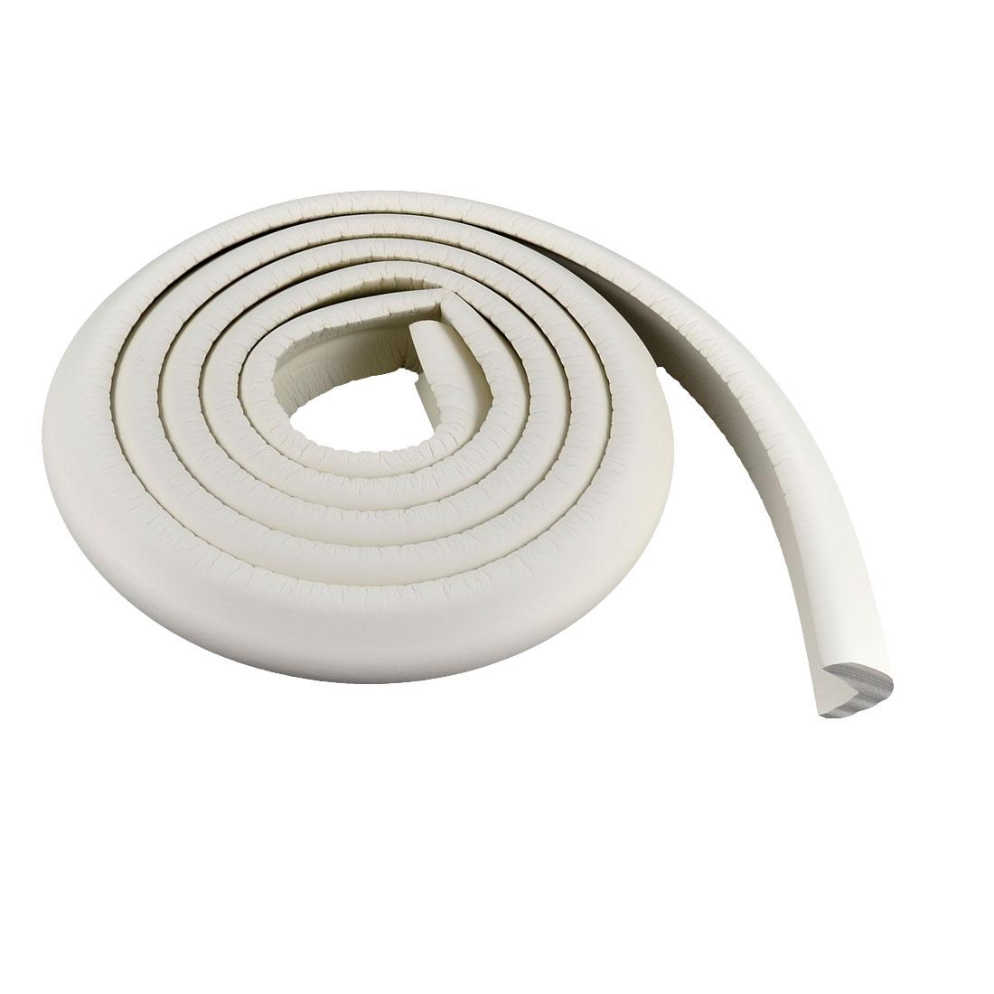 Furniture Table Proofing Corner Edge Guard Protector Cushion White