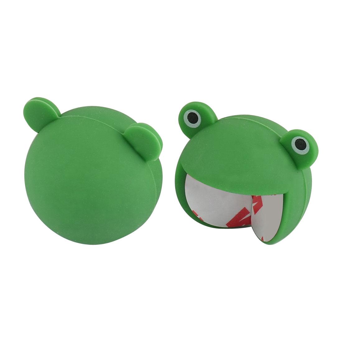 Cartoon Frog Design Corner Cushions Safety Table Desk Edge Protector 2 Pcs