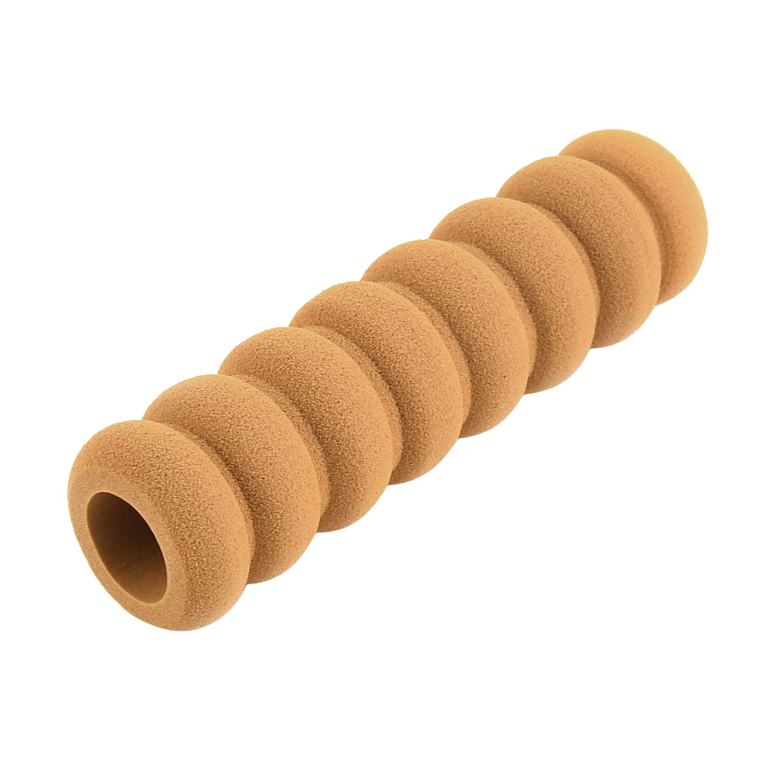 Home Door Handle Knob Protector Safety Anti-satic Cover Wood Color