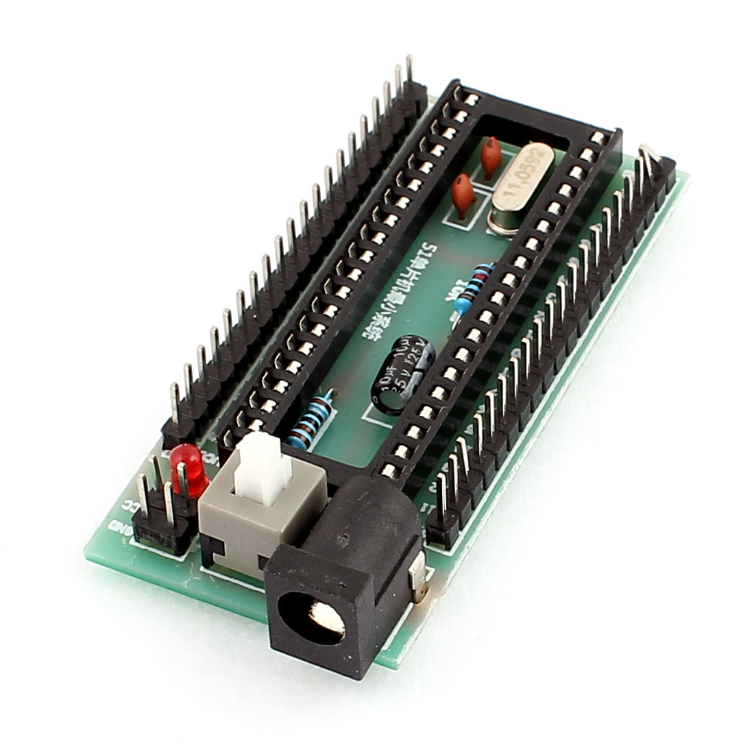 51 Series Micro Control Unit Minimum System Development Board