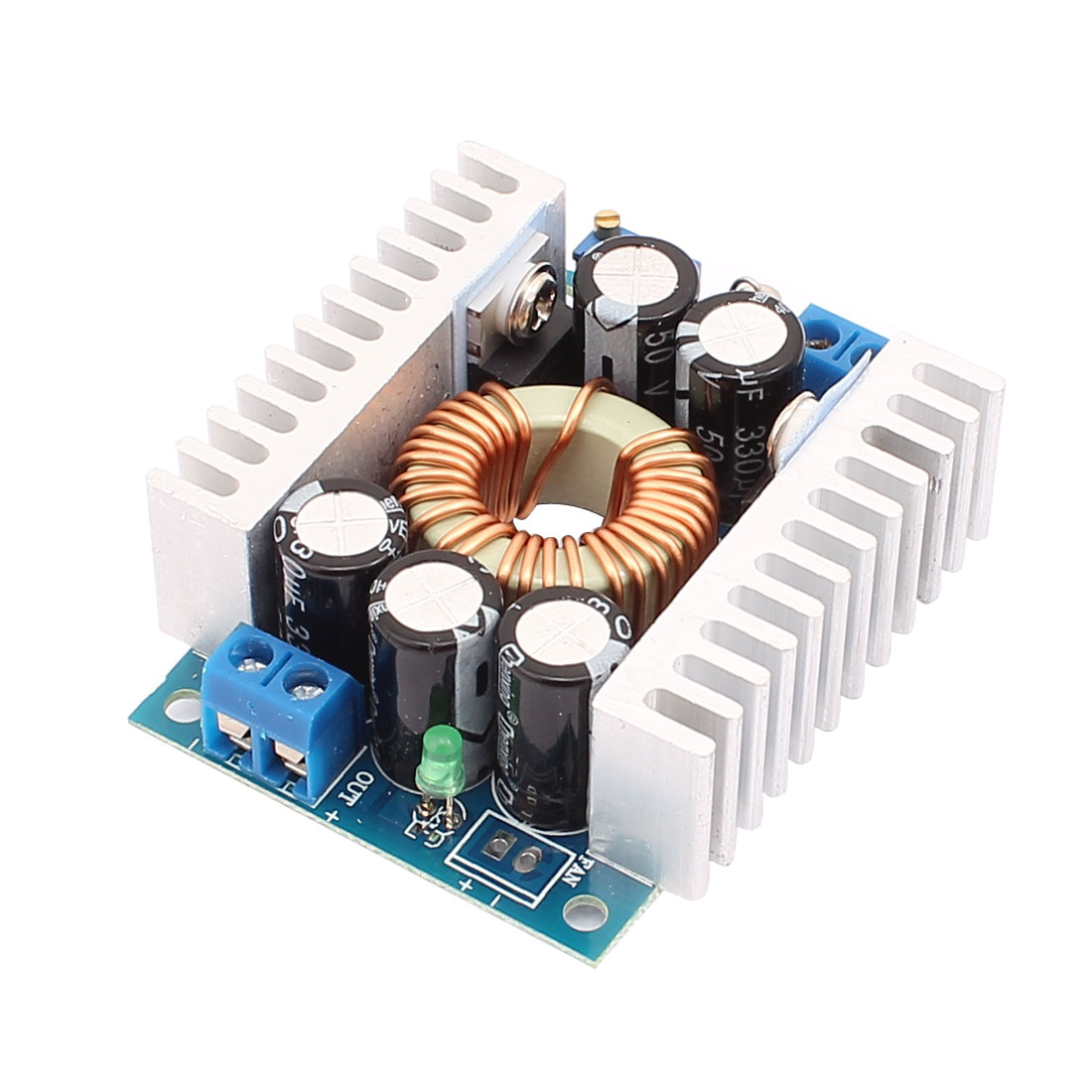 12A High-power Power Supply Module Board Car Kit 5cm x 6cm x 2cm