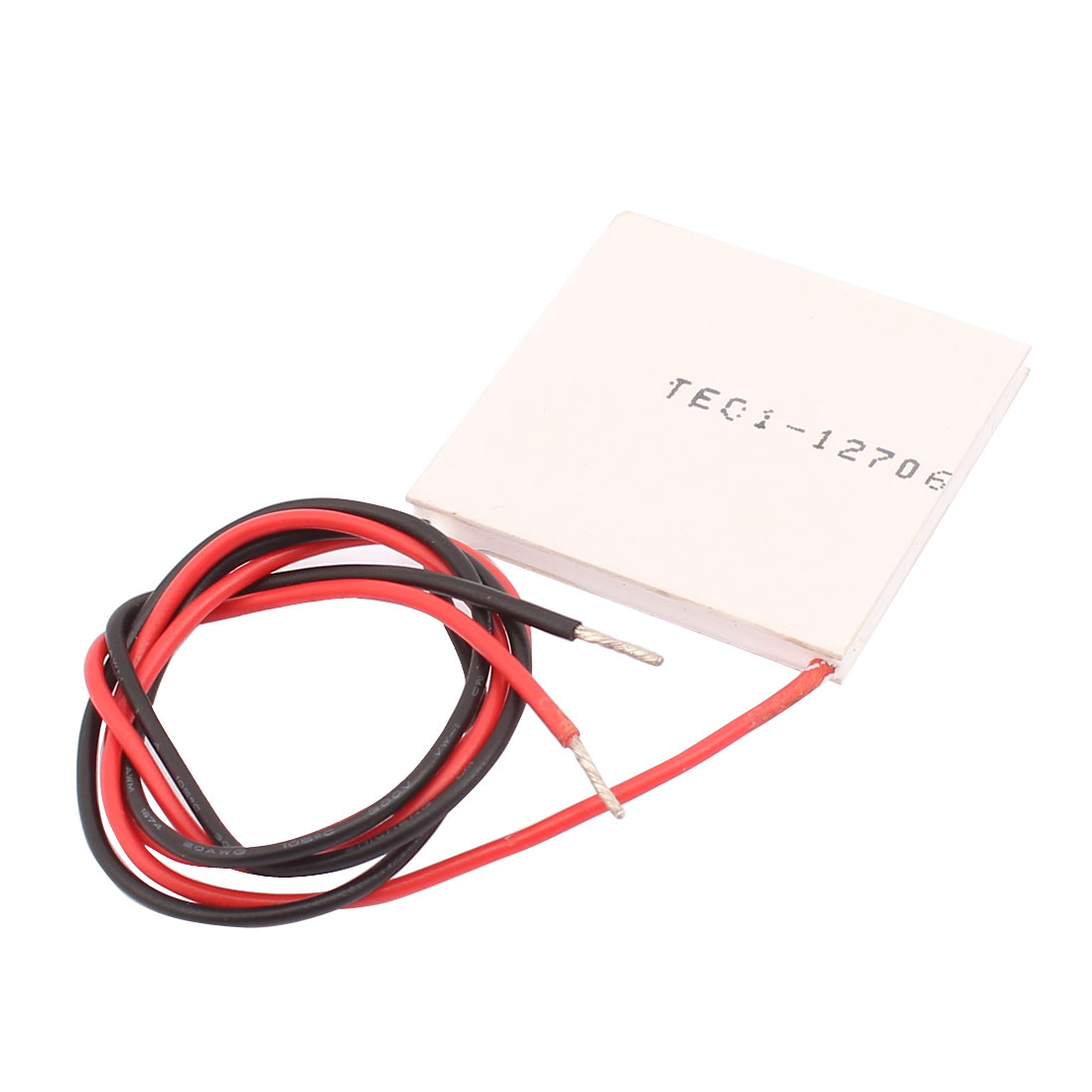 40 x 40mm Thermoelectric Cooler Module Cooling Plate TEC1-12706