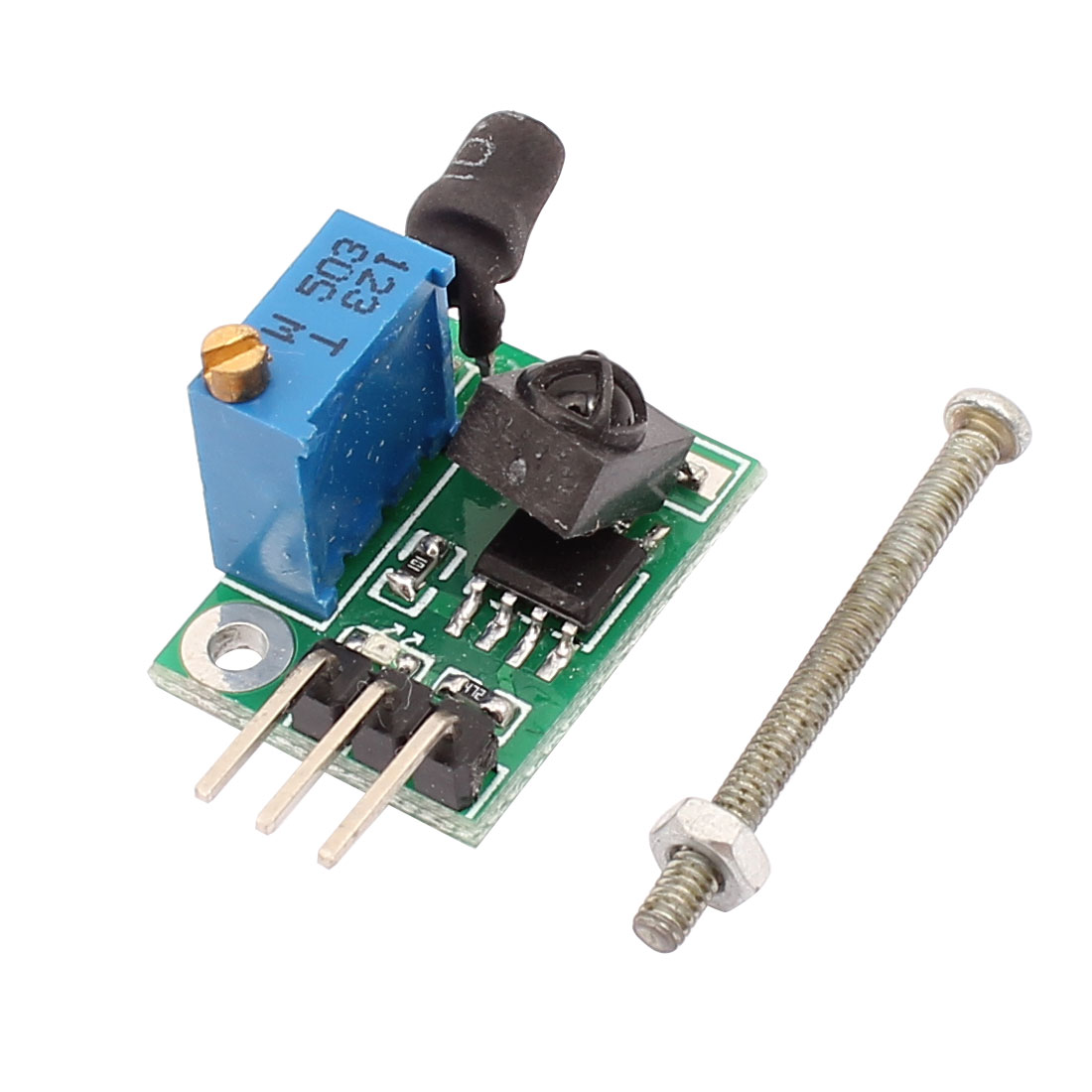 Latest Version Digital Infrared Obstacle Avoidance Sensor Module Kit