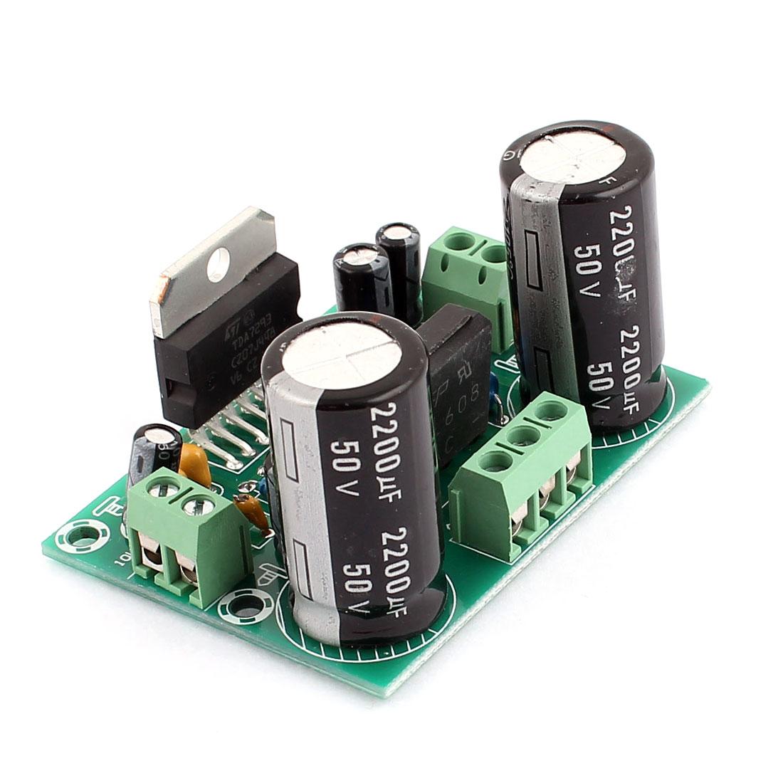 TDA7293 100W Single Channel Stereo Amplifier Board Wide Power Supply