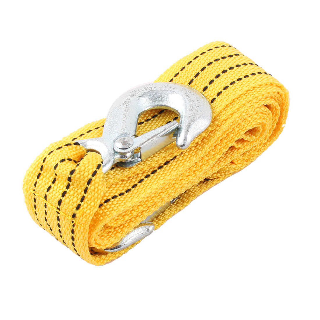 Car Auto Road Emergency Trailer Rope Cord Tow Cable Strap 3 Tons 2.9M Long