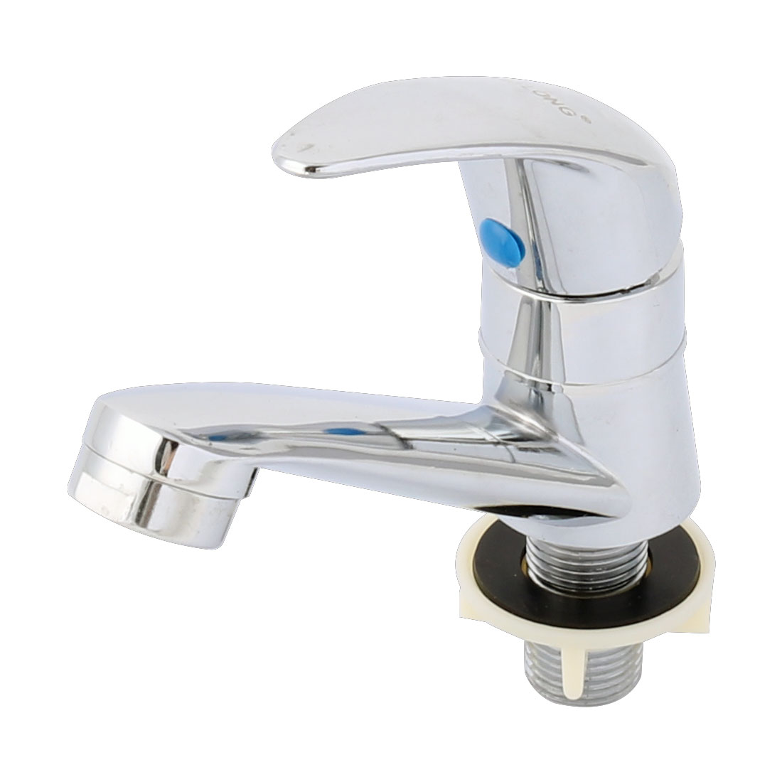 Bathroom Kitchen Sink Stainless Steel 20mm Threaded Replace Water Tap Faucet