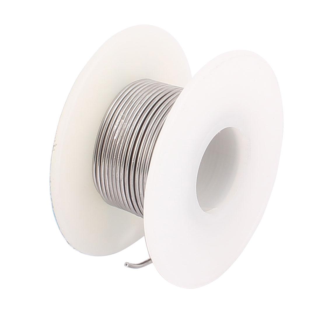 1.0mm 63/37 Tin Lead Melt Rosin Core Solder Flux 2% Soldering Wire Reel Spool
