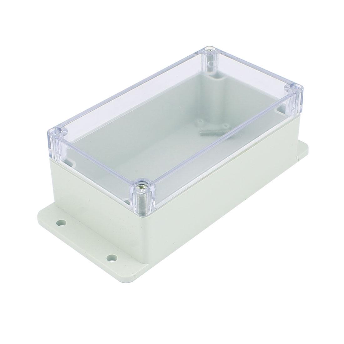 Dustproof IP65 Junction Box Case Terminal Connection Enclosure Adaptable 150mm x 82mm x 56mm