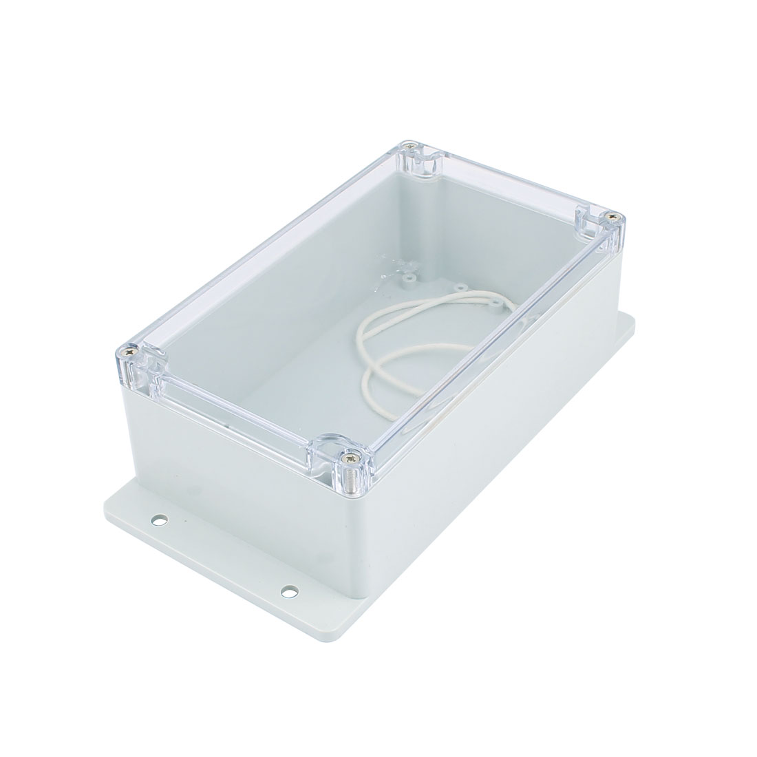 Dustproof IP65 Junction Box Case Terminal Connection Enclosure Adaptable 192mm x 112mm x 67mm