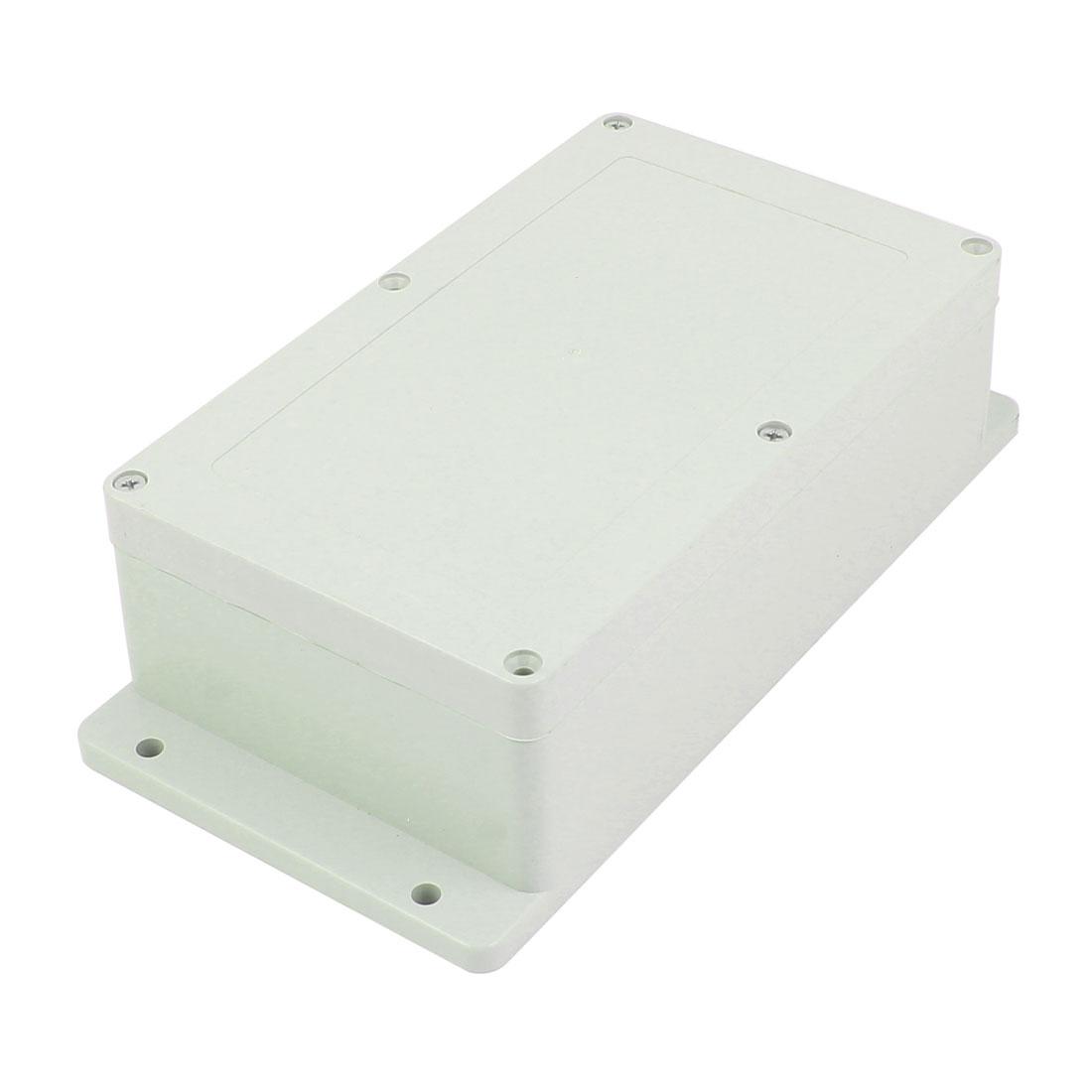 Dustproof IP65 Junction Box Case DIY Terminal Connect Enclosure Adaptable 192mm x 112mm x 59mm