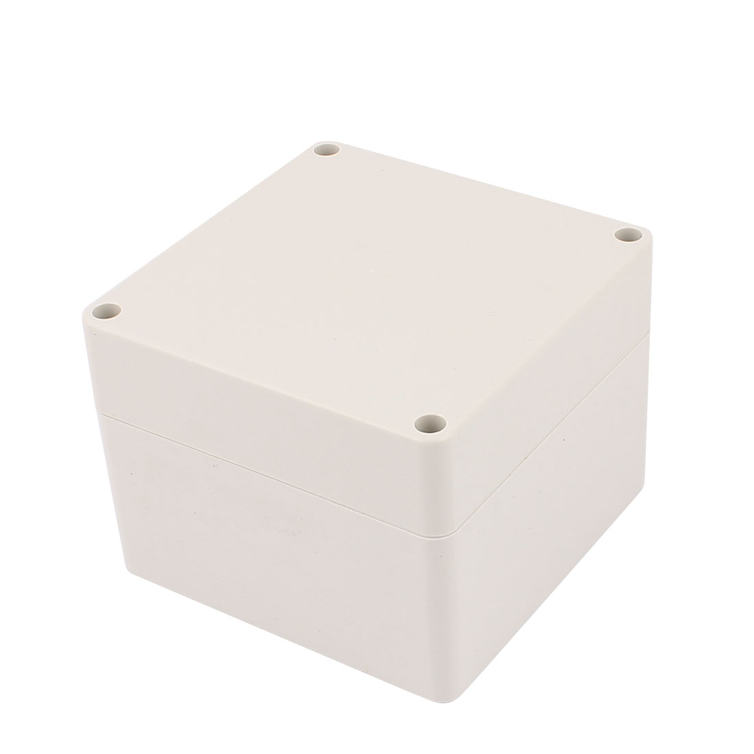 120mm x 120mm x 90mm Rectangular Dustproof IP65 Plastic DIY Junction Box Case