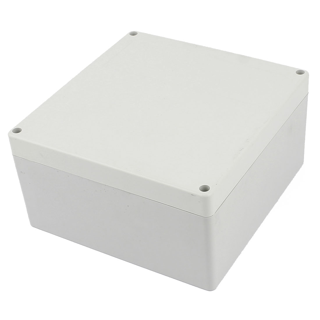 192mm x 188mm x 100mm Rectangular Dustproof IP65 Plastic DIY Junction Box Case