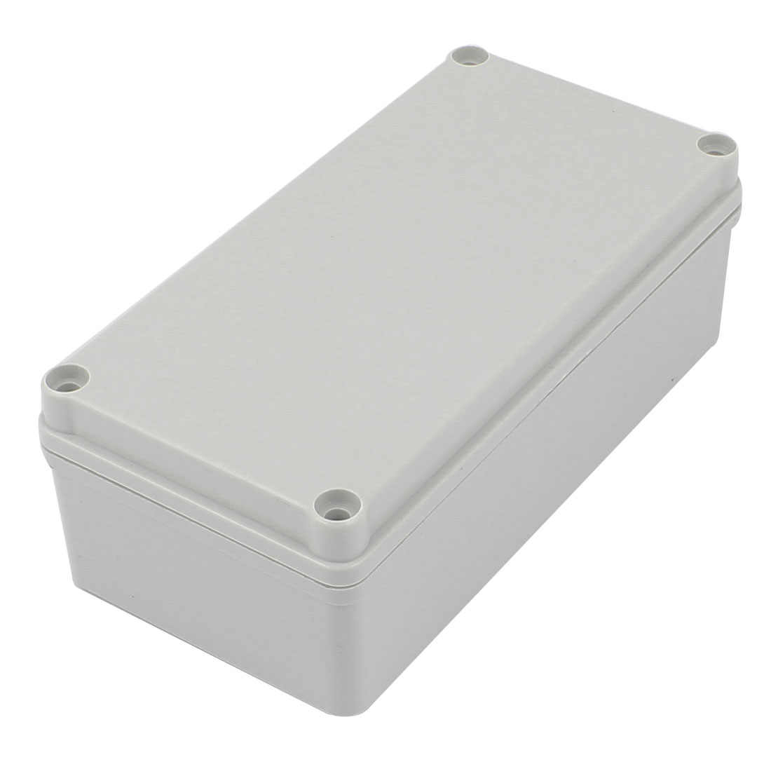 160mm x 80mm x 55mm Plastic Dustproof IP65 Sealed Enclosure Case DIY Junction Box