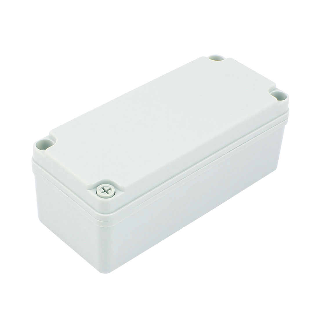 180mm x 80mm x 70mm Plastic Dustproof IP65 Sealed Enclosure Case DIY Junction Box