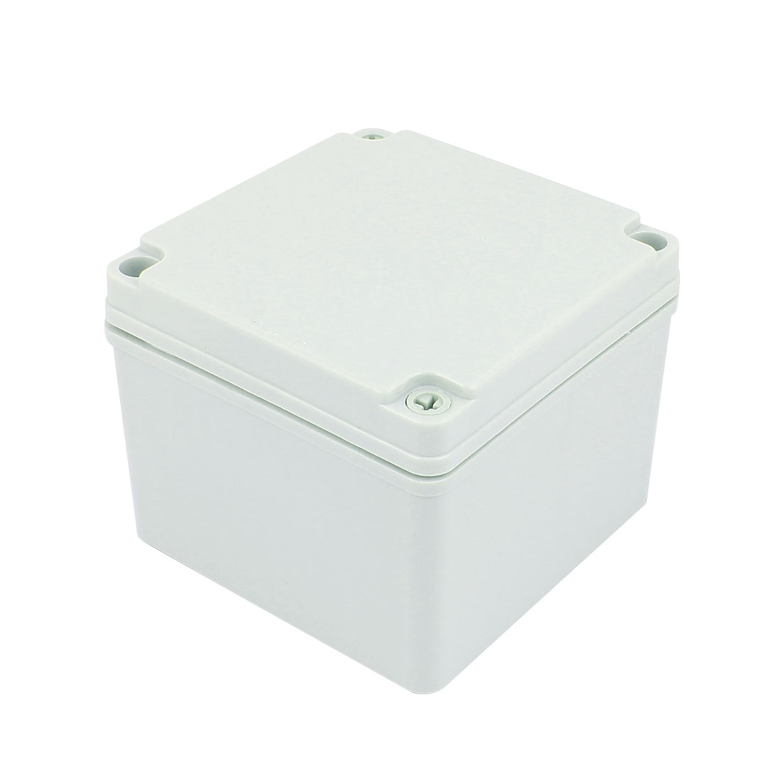 Dustproof IP65 Junction Box DIY Terminal Connection Enclosure Adaptable 117mm x117mm x 92mm