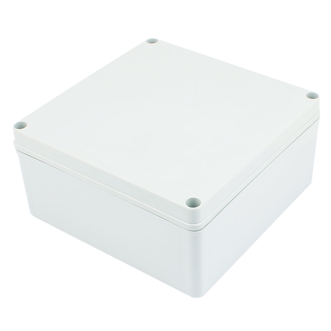 Dustproof IP65 Junction Box DIY Terminal Connection Enclosure Adaptable 192mm x192mm x 87mm