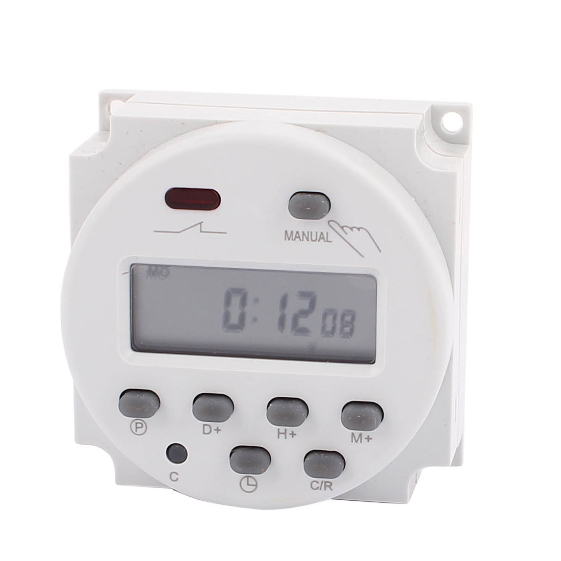 CN101A 110V AC LCD Digital Electronic Programmable Timer Time Relay Switch
