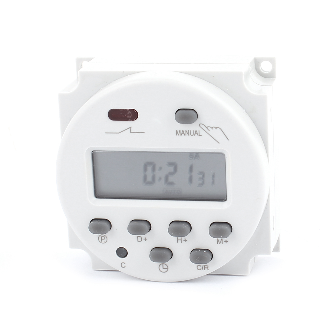 CN101A AC220-240V LCD Digital Electronic Programmable Timer Time Relay Switch