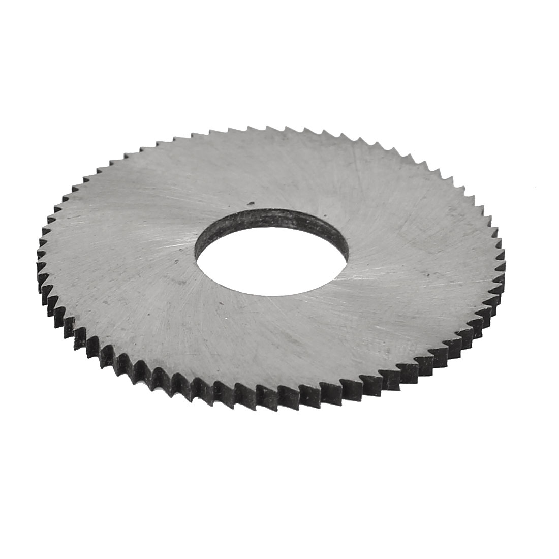 40mm Dia Slitting Slotting Circular Saw Cutting Disc Wheel Blade Silver Tone