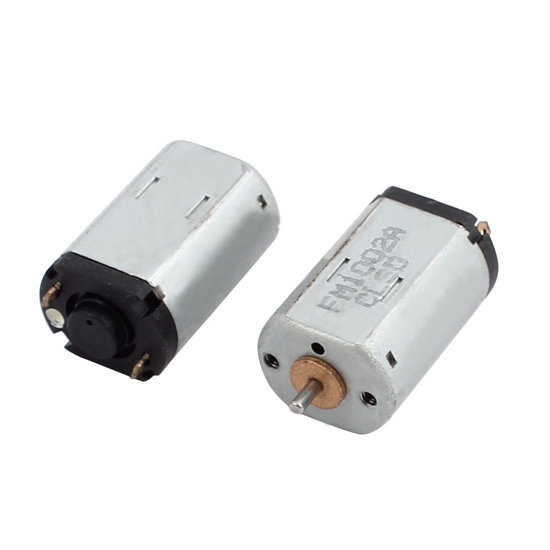 2Pcs DC1.5V-6V 21500RPM Rotary Speed Electric Mini Motor M20 for DIY Model Toy