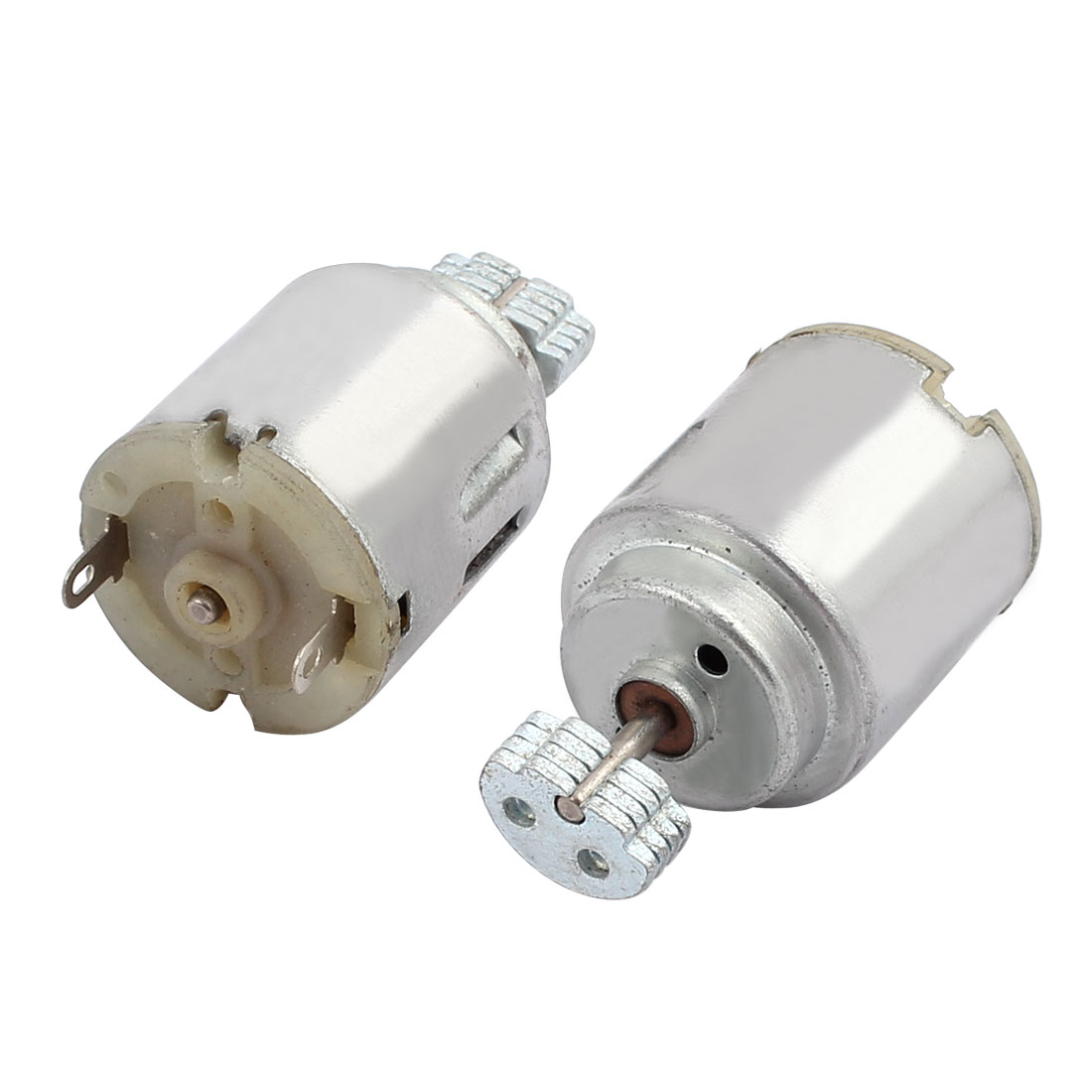 2Pcs DC3V-4.5V 12500RPM Rotary Speed Electric Vibration Motor for DIY Model Toy