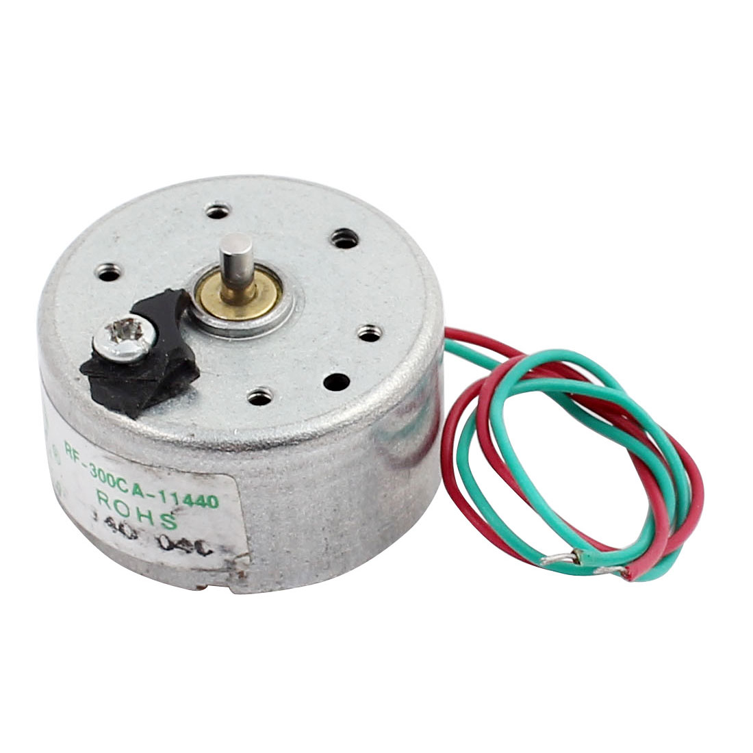 DC1.5V-9V 6000RPM Rotary Speed Electric Motor RC300-FT-08800 for DIY Model Toy